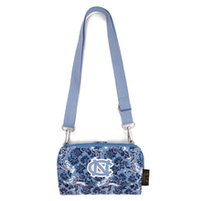 Load image into Gallery viewer, North Carolina Tar Heels Cross Body Tar Heels Quilted Cotton Wallet