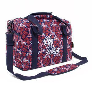 Ole Miss Rebels Mini Duffel Bloom