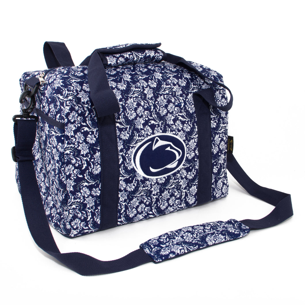 Penn State Mini Duffel Bloom