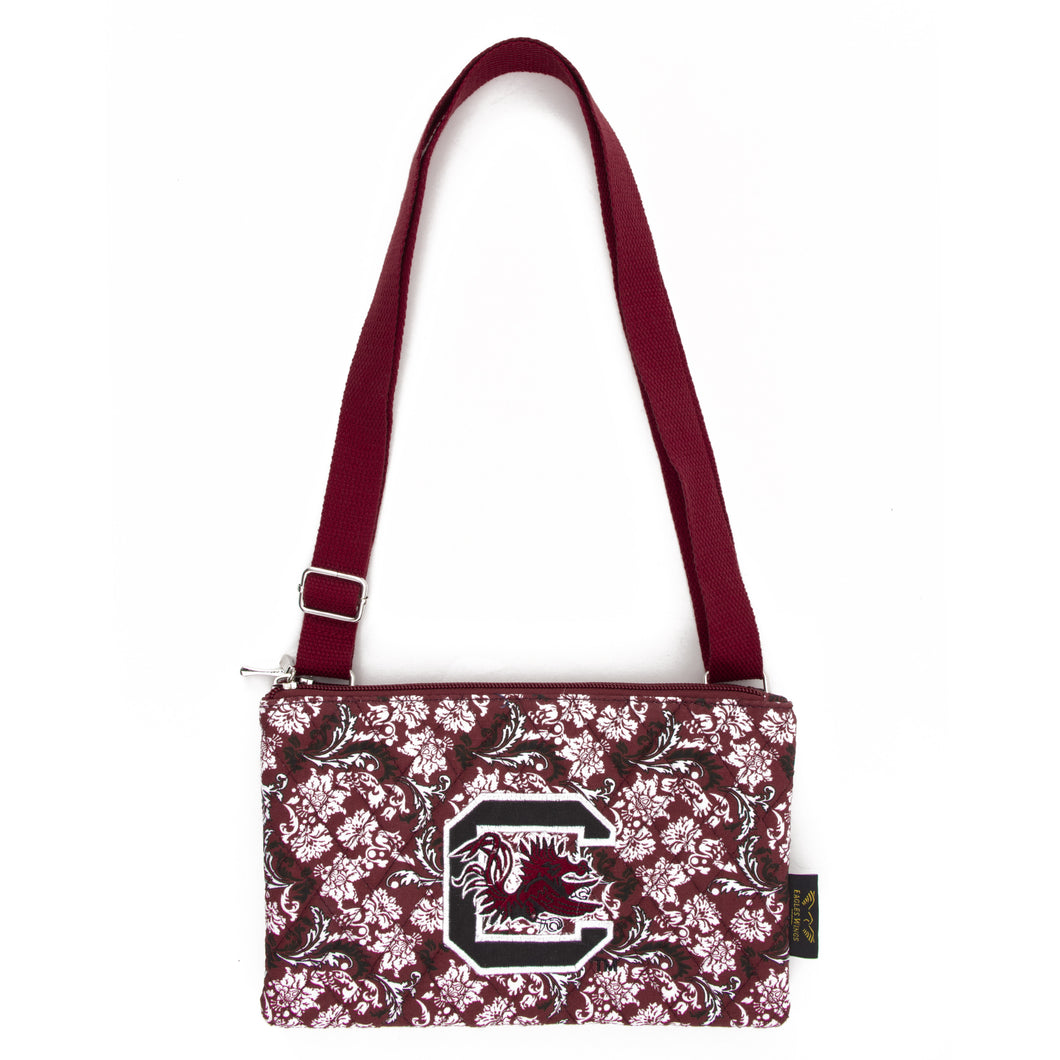 South Carolina Purse Cross Body Bloom