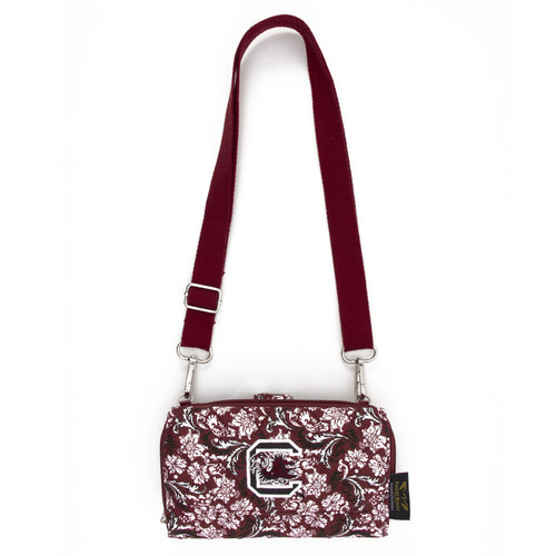South Carolina Wallet Cross Body Bloom