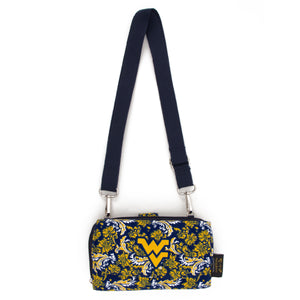 West Virginia Wallet Cross Body Bloom