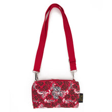 Load image into Gallery viewer, Wisconsin Wallet Cross Body Bloom