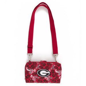 Georgia Bulldogs Wallet Cross Body Bloom