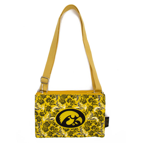 Iowa Purse Cross Body Bloom
