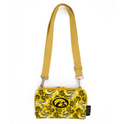Iowa Wallet Cross Body Bloom