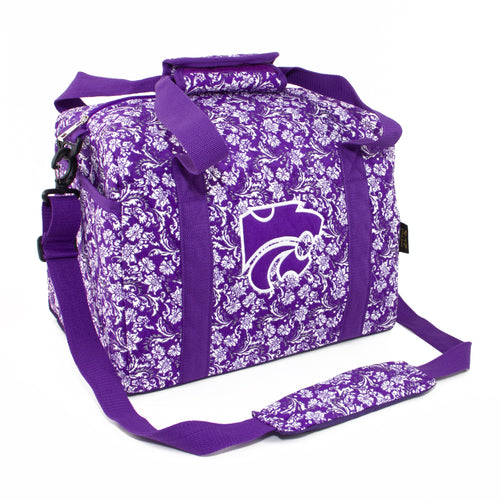 Kansas State Mini Duffel Bloom