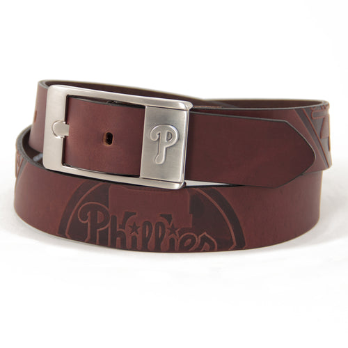 Philadelphia Phillies Belt Brandish