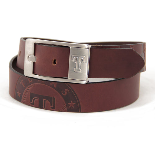 Texas Rangers Belt Brandish