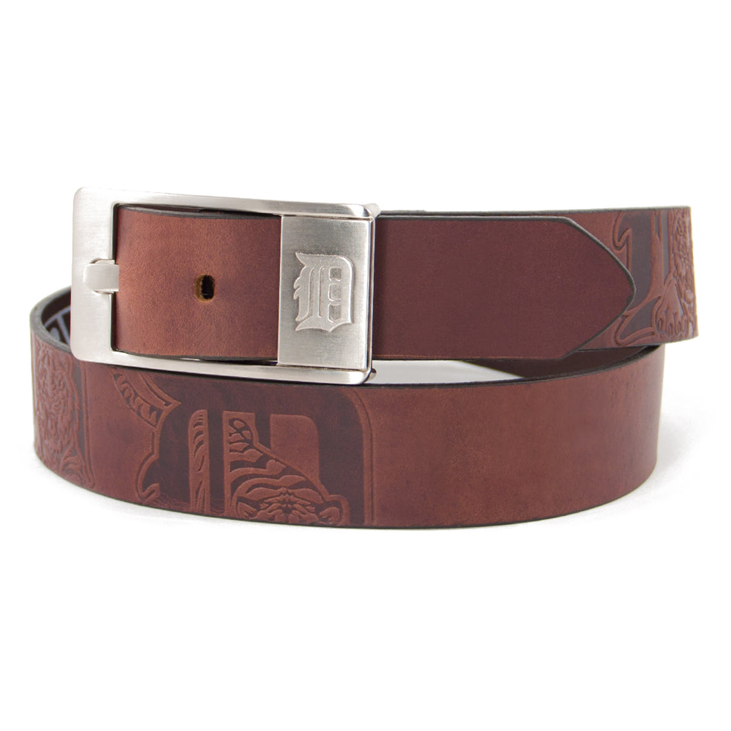 Detroit Tigers Belt Brandish