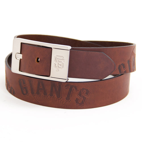San Francisco Giants Belt Brandish