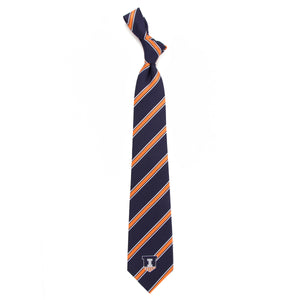Illinois Fighting Illini Tie Victory Badge