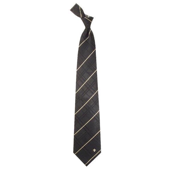 New Orleans Saints Tie Oxford Woven