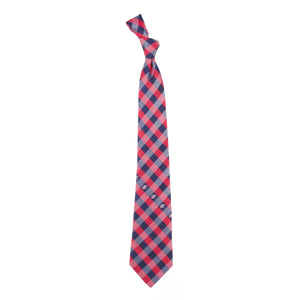 Blue Jackets Tie Check
