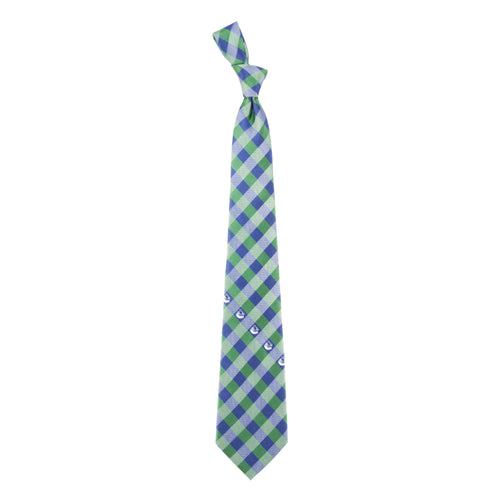 Canucks Tie Check