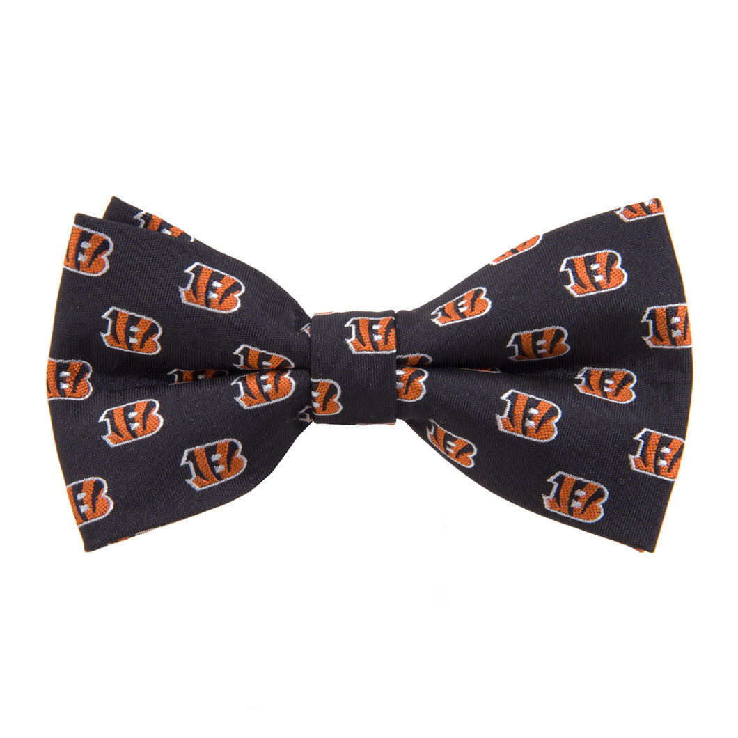 Cincinnati Bengals Bow Tie Repeat