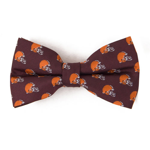 Cleveland Browns Bow Tie Repeat