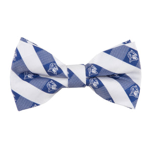 Duke Blue Devils Bow Tie Check