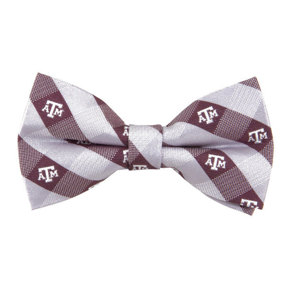 Texas A&M Bow Tie Check