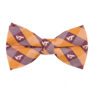 Virginia Tech Bow Tie Check