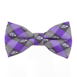 Baltimore Ravens Bow Tie Check