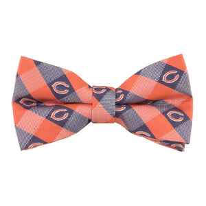 Chicago Bears Bow Tie Check
