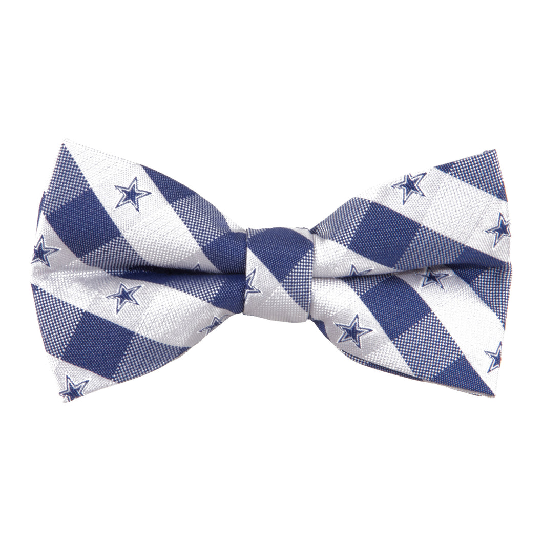 Dallas Cowboys Bow Tie Check