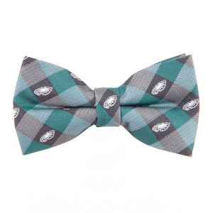 Philadelphia Eagles Bow Tie Check