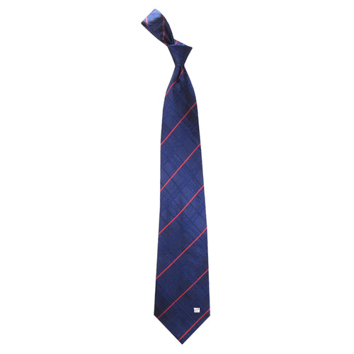 New York Giants Tie Oxford Woven