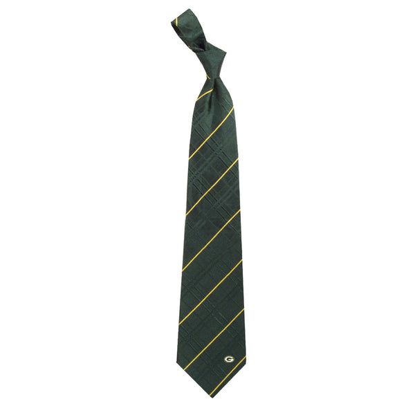 Green Bay Packers Tie Oxford Woven