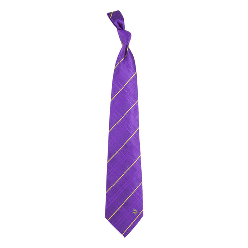 Minnesota Vikings Tie Oxford Woven