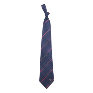 New England Patriots Tie Oxford Woven
