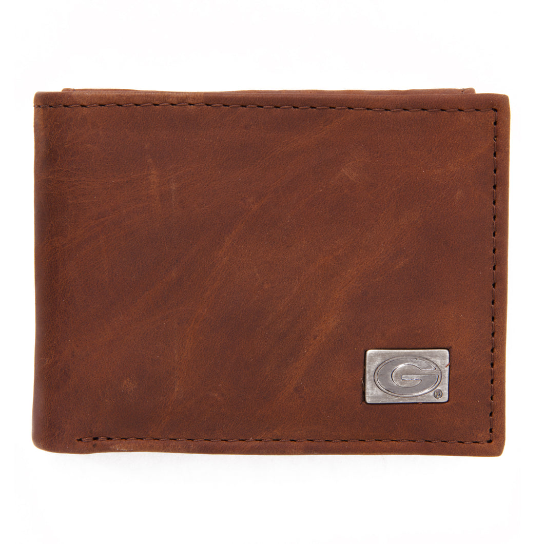 Georgia Bulldogs Wallet Bi-Fold