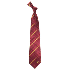 Washington Redskins Tie Oxford Woven