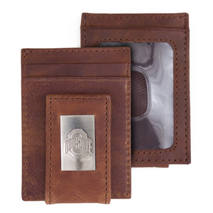 Ohio State Buckeyes Front Pocket Wallet