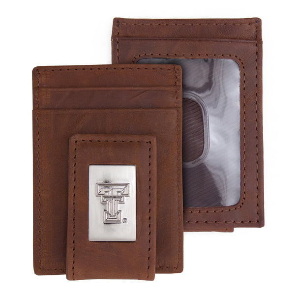 Texas Tech Red Raiders Front Pocket Wallet