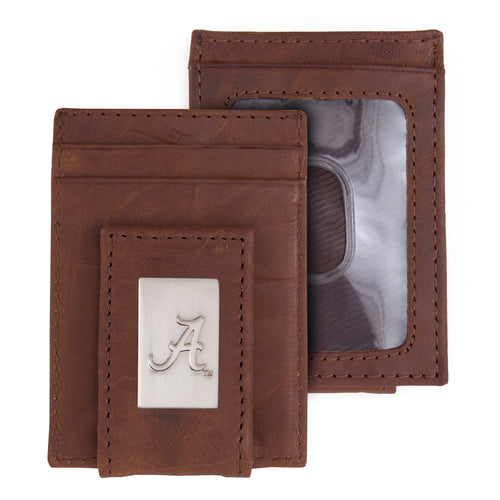 Alabama Crimson Tide Front Pocket Wallet