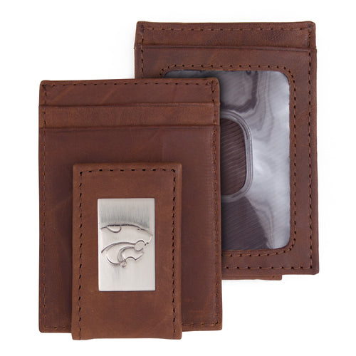 Kansas State Wallet Front Pocket