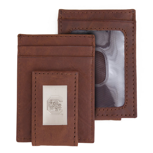 South Carolina Wallet Front Pocket
