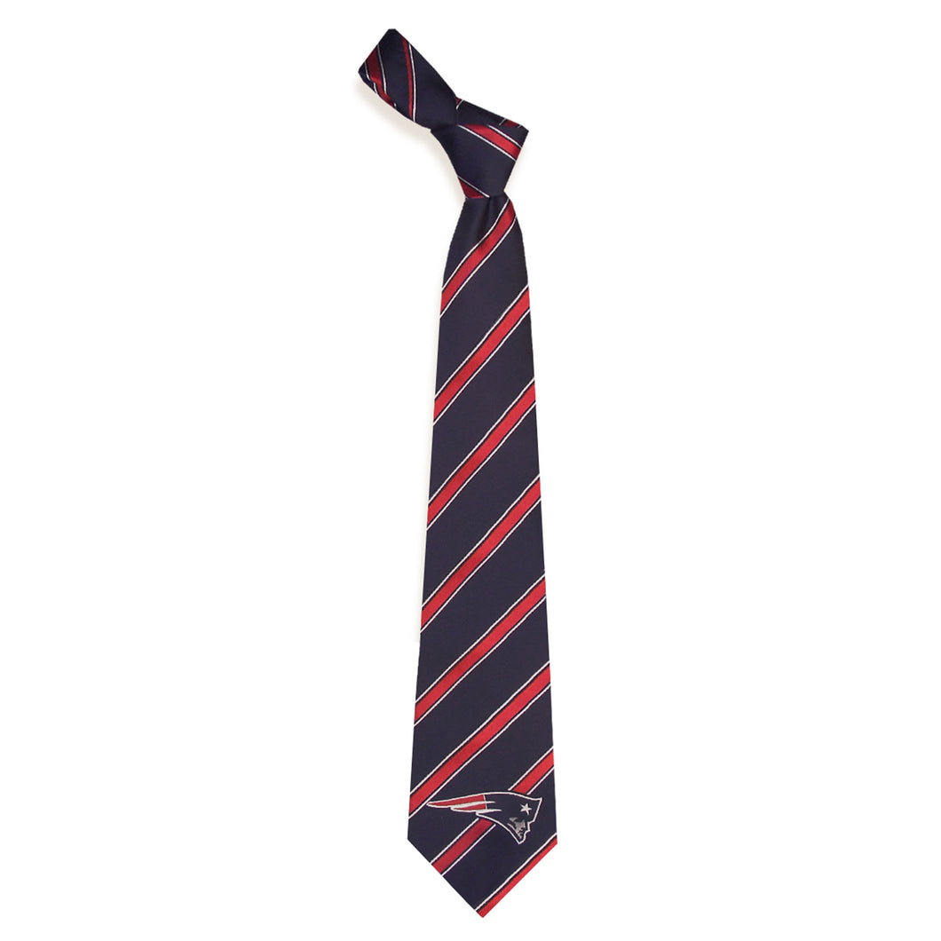 New England Patriots Tie Woven Poly 1