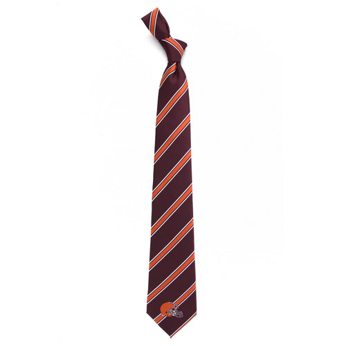 Cleveland Browns Tie Woven Poly 1