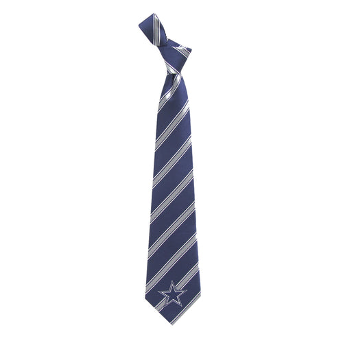 Dallas Cowboys Tie Woven Poly 1