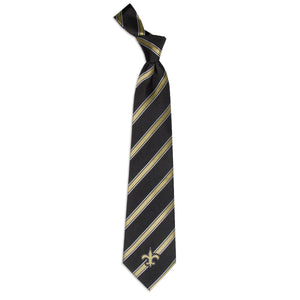 New Orleans Saints Tie Woven Poly 1