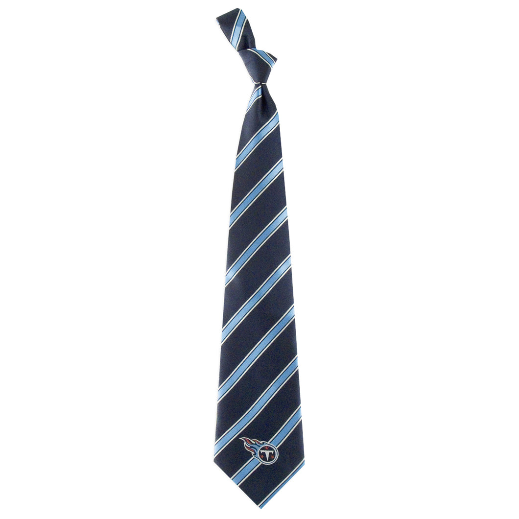 Tennessee Titans Tie Woven Poly 1