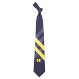 Michigan Wolverines Grid Necktie