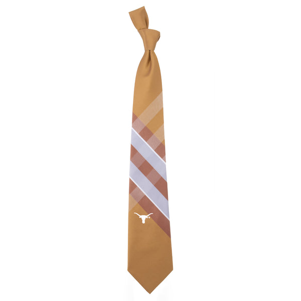 Texas Longhorns Tie Grid