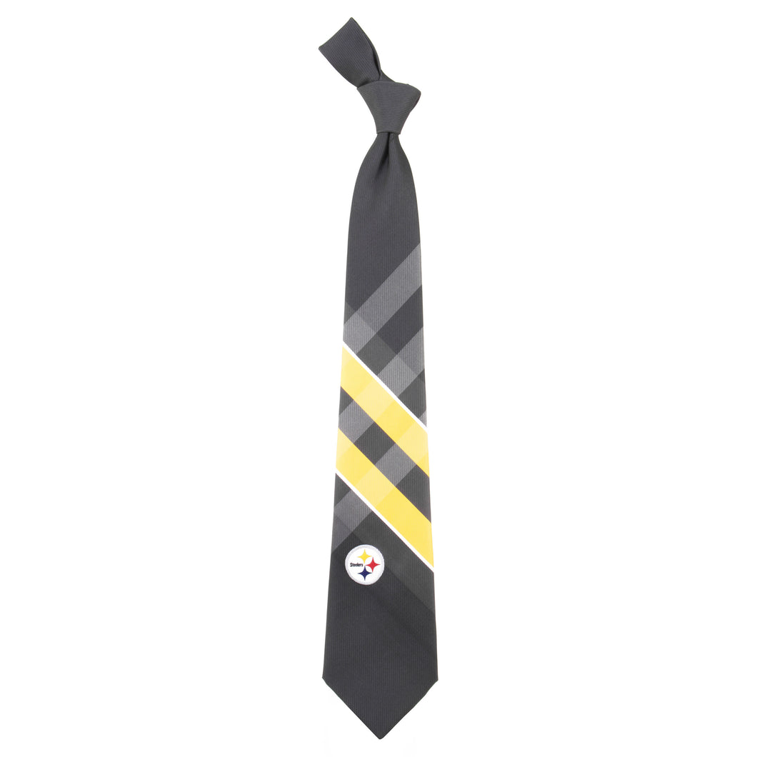 Pittsburgh Steelers Tie Grid