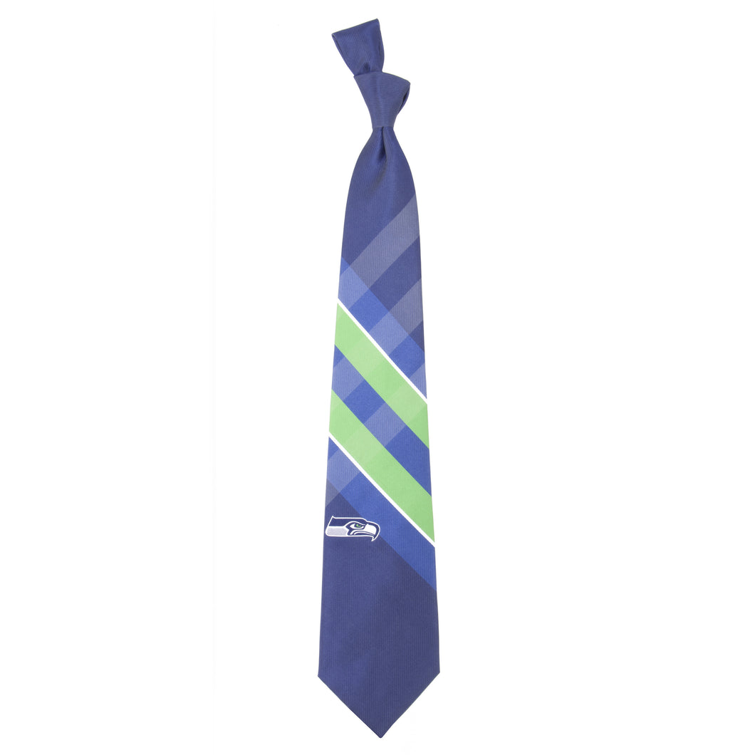Seattle Seahawks Tie Grid