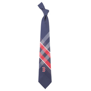 Boston Red Sox Tie Grid