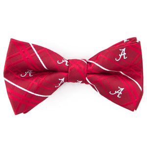 Alabama Crimson Tide Bow Tie Oxford